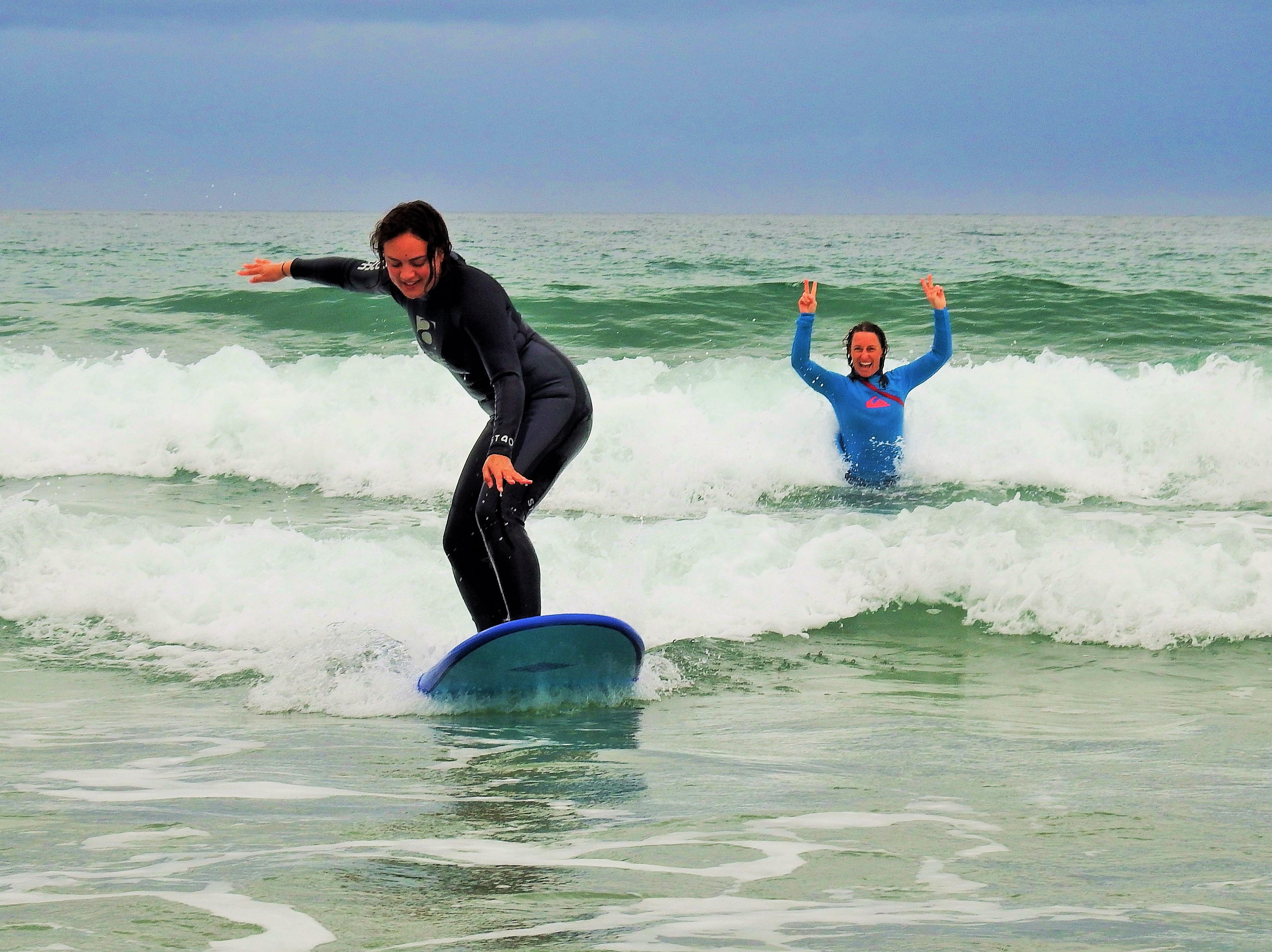 Ladies surf saltwater eco girls on curls ladies surf events negle Choice Image