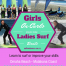 Girls on curls surf events
