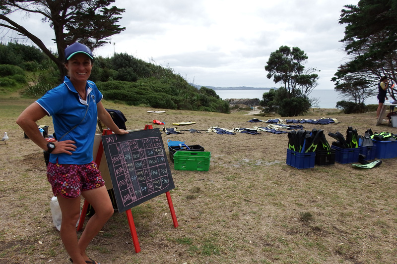 Mahurangi College Eco Camp