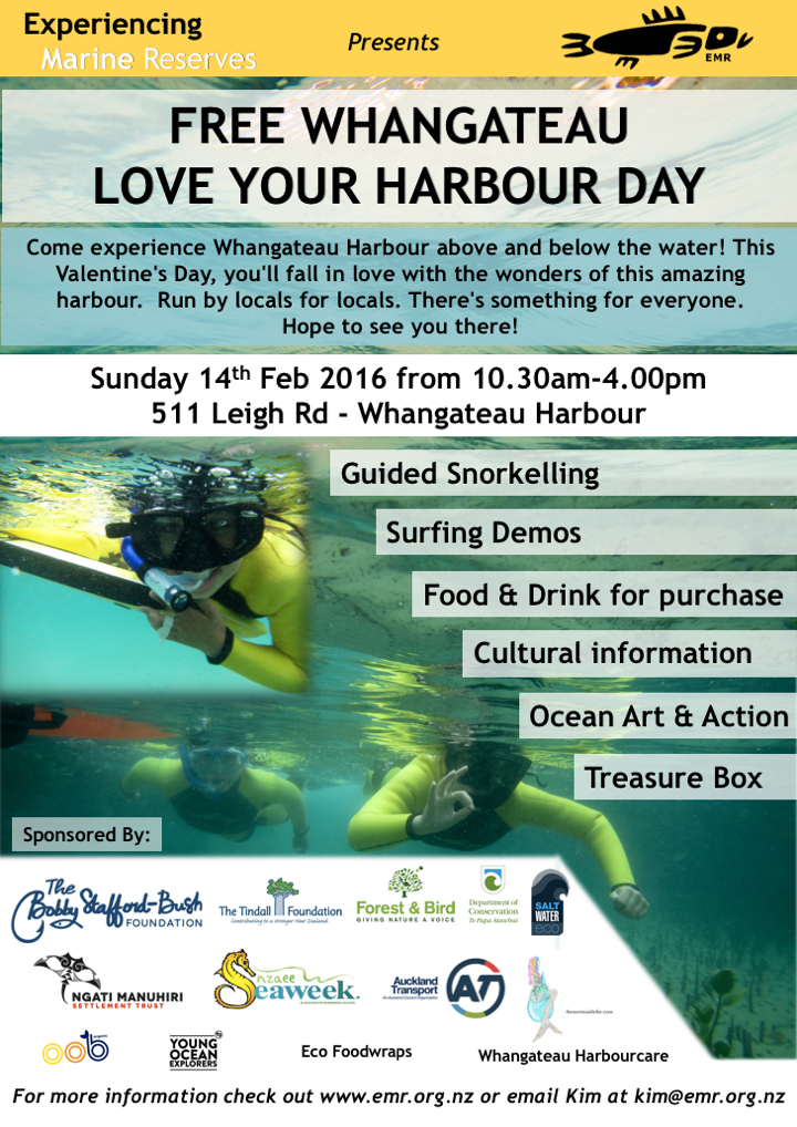 Love your harbour event
