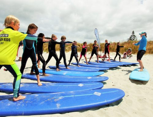 Surf Junky 3 Day School Holiday Programs: October 2017