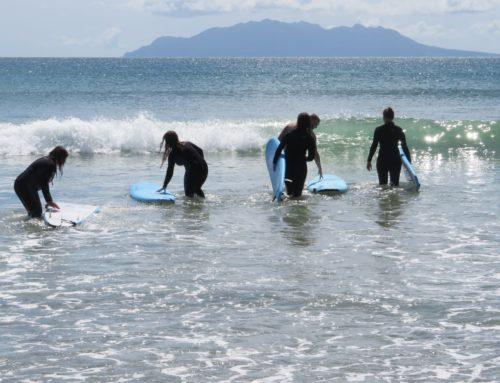 Pakiri Beach 2-5 Day Surf Camps