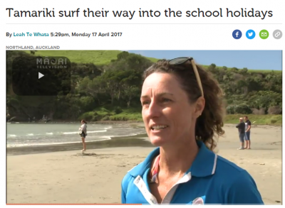 Tamariki Surf Junky