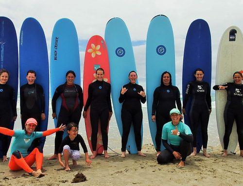 Girls On Curls Ladies Surf Events