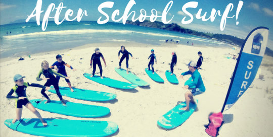 after school surf club