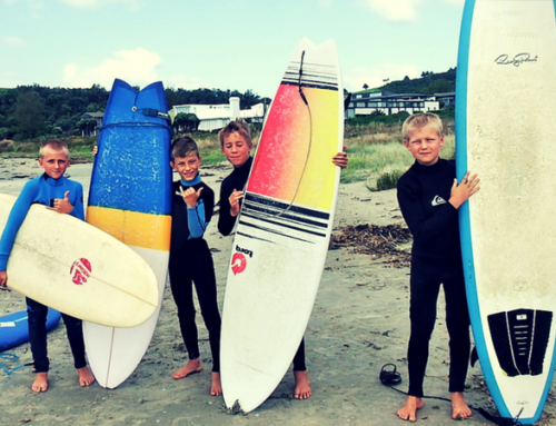 Wave Warriors After School Surf Club