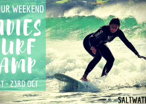 LABOUR WEEKEND LADIES SURF CAMP