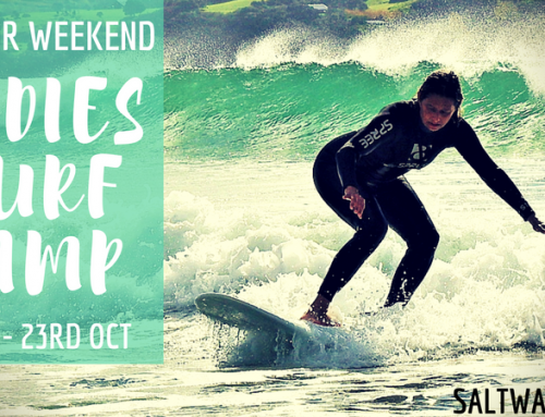 Labour Weekend Ladies 3 Day Surf Camp