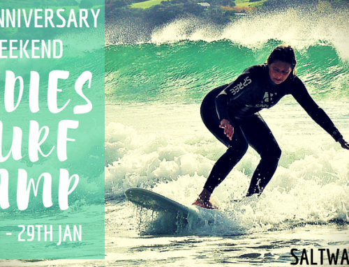 ALK Anniversary Weekend Ladies 3 Day Surf Camp