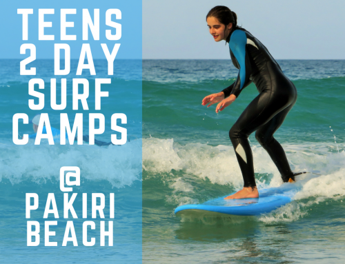 Teens 2 Day Surf Camps