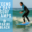 teens surf camps