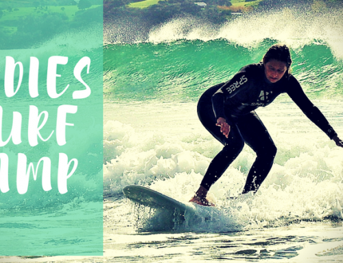 Easter Weekend Ladies 3 Day Surf Camp
