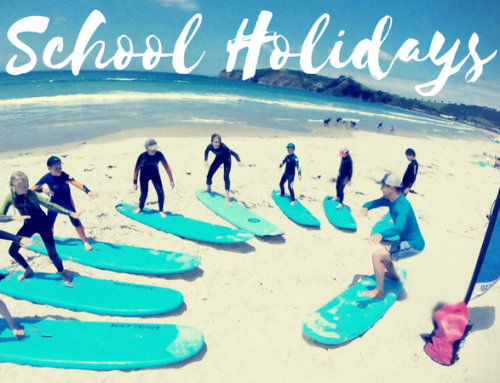Surf Junky 3 Day School Holiday Programs: April 2018