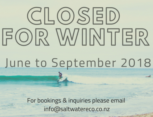 Closed for Winter: June-Sept 2018