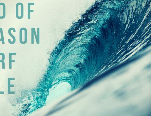 End of Season Surf Sale