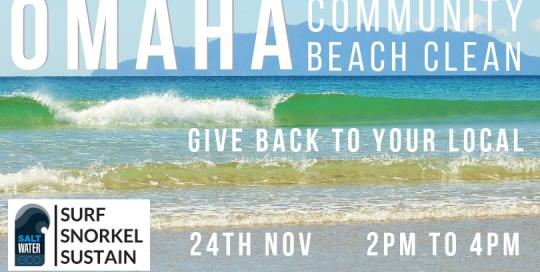 omaha community beach clean 2018