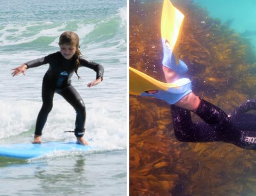 Surf & Snorkel School Holiday Programs