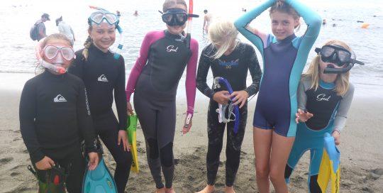 After School Snorkel Club
